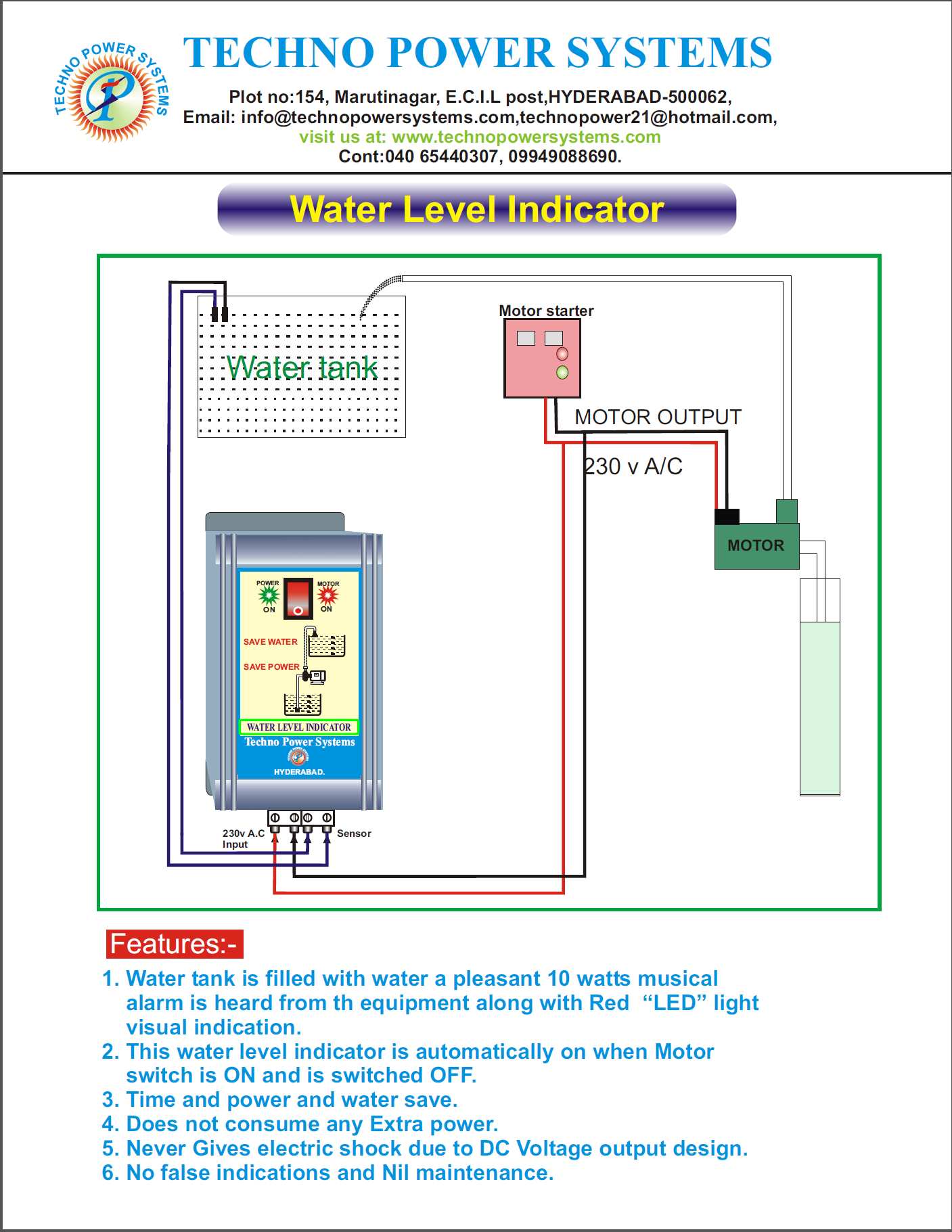 Customized Rf Remote Controller Simple Water Level Indicator Circuit Diagram Image